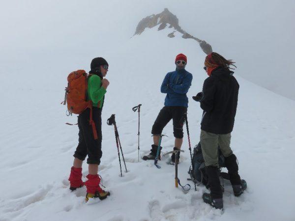 JDAV: Bergsteigen im Kaukasus 2016