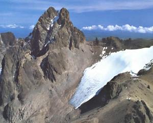 Mt. Kenya 2000 Klaus Wahl Hochtour