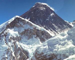 Mt. Everest Khumbu Himal Nepal 2002 Klaus Wahl Hochtour