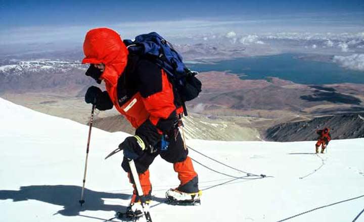 Khumbu Himal Nepal 2002 Klaus Wahl Hochtour