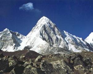 Pumori Khumbu Himal Nepal 2002 Klaus Wahl Hochtour
