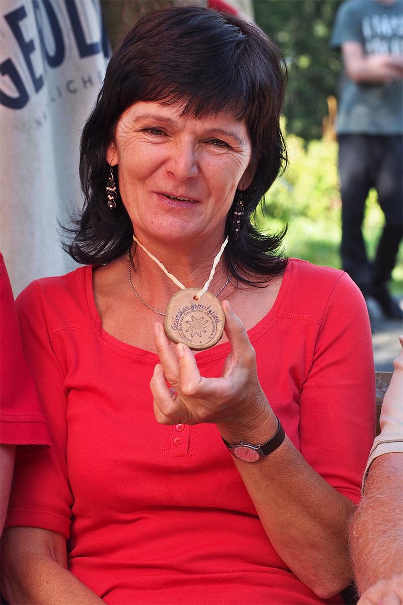 25 Jahre DAV Suhl . Forsthaus Oberschönau . 29.08.2015 (Foto: Manuela Hahnebach)