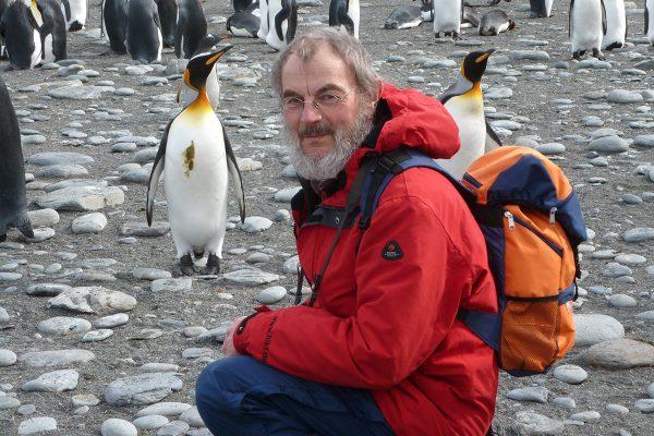 "Sektionsabend: Ingrid & Klaus Lehman ""Patagonien-Antarktis"""