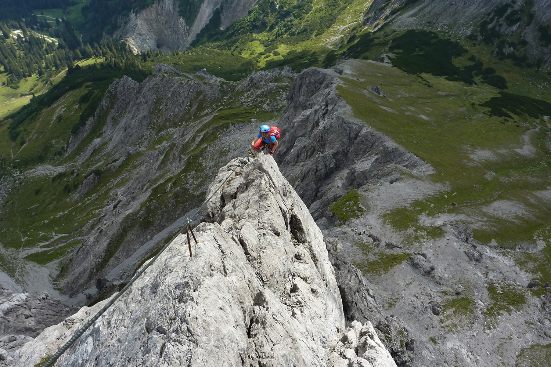 Klettersteige Montafon