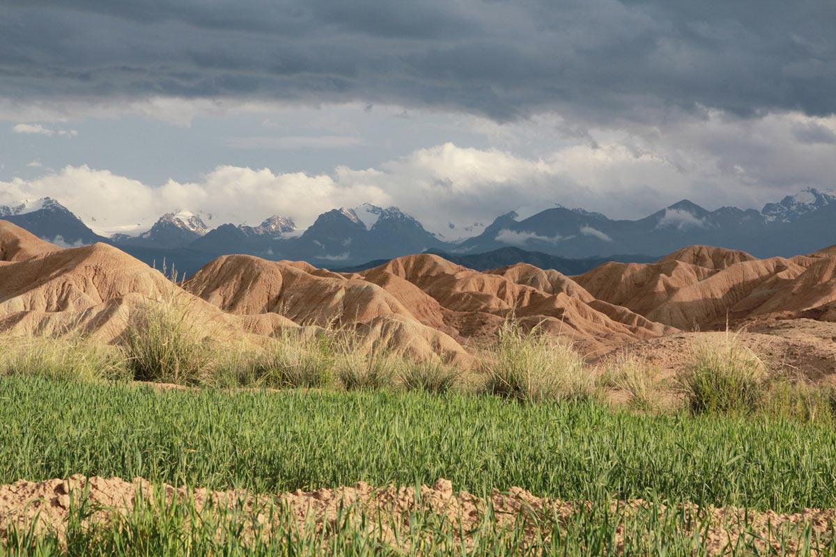 Epic Trails Angebot: Bike & Hike in Kirgistan