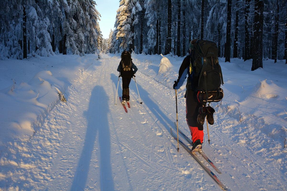 Skitour zum Finsterberg 01.2017 (Foto: Uli Triebel)