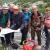 Bachbett zum Zochenpass . Klettersteigtour Lesachtal 2017
