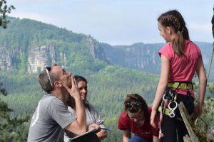 JDAV: Treffen junger Bergsteiger 2017