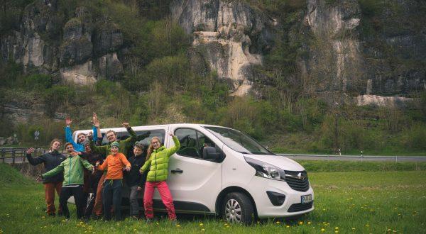 JDAV: Fränkische Schweiz 2017