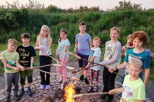 JDAV: Kinderfahrt Talsperre Pöhl 2018