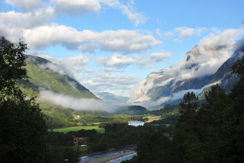 Sunndalen . Norwegen 2018 (Foto: Klaus Wahl)