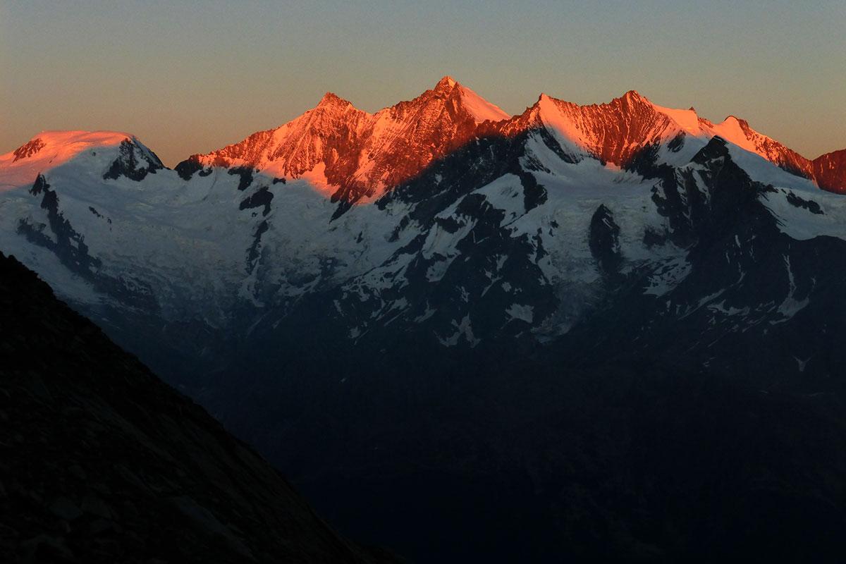 Lagginhorn (Schweizer Alpen) (Hans-Jürgen Sinn)