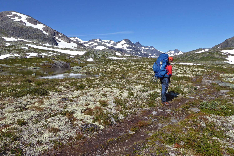 Jotunheimen Norwegen 2020 (Foto: Andrea/Jochen Schäfer)