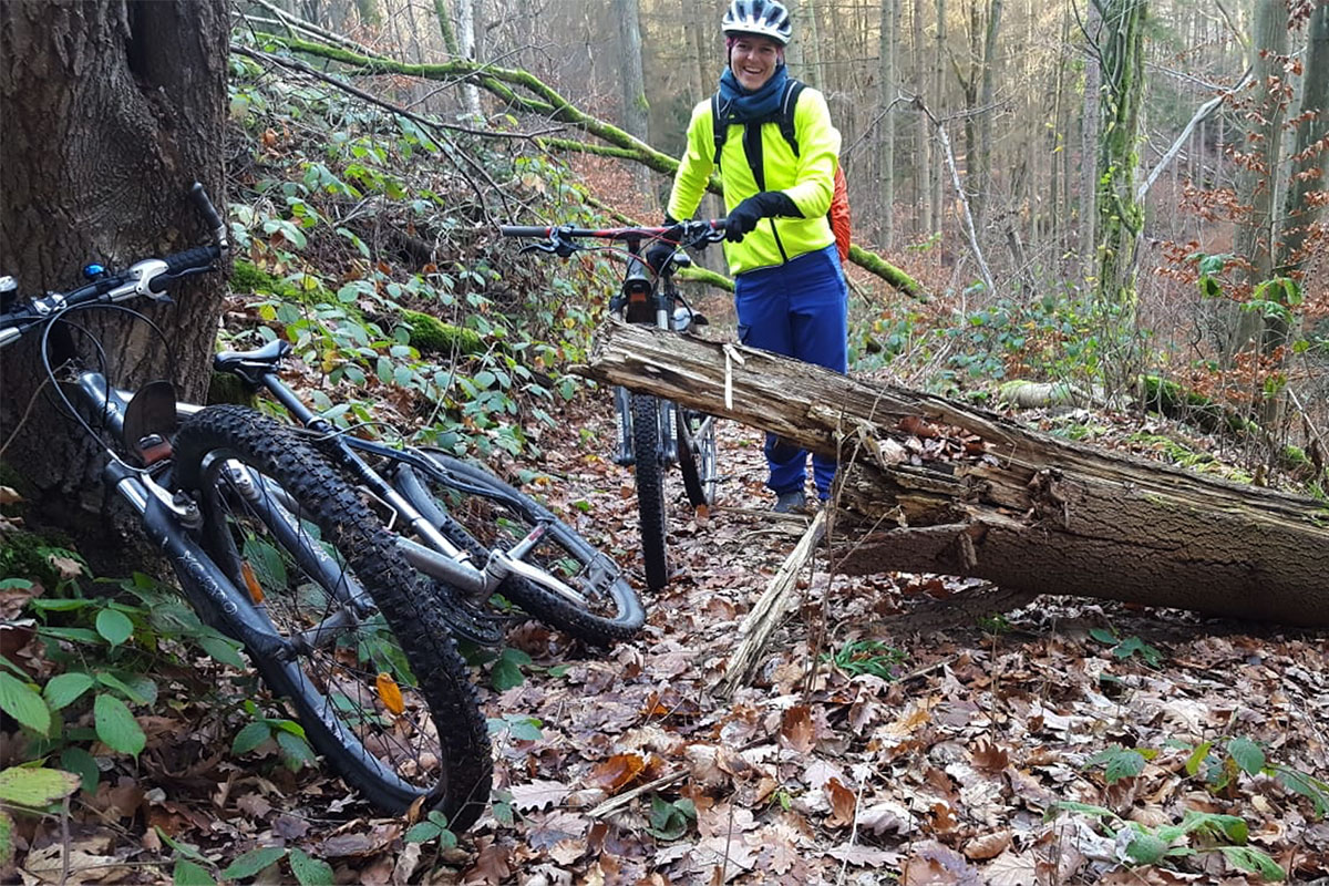 Fahrradtour ab Auerhahn (Foto: Jens Triebel)