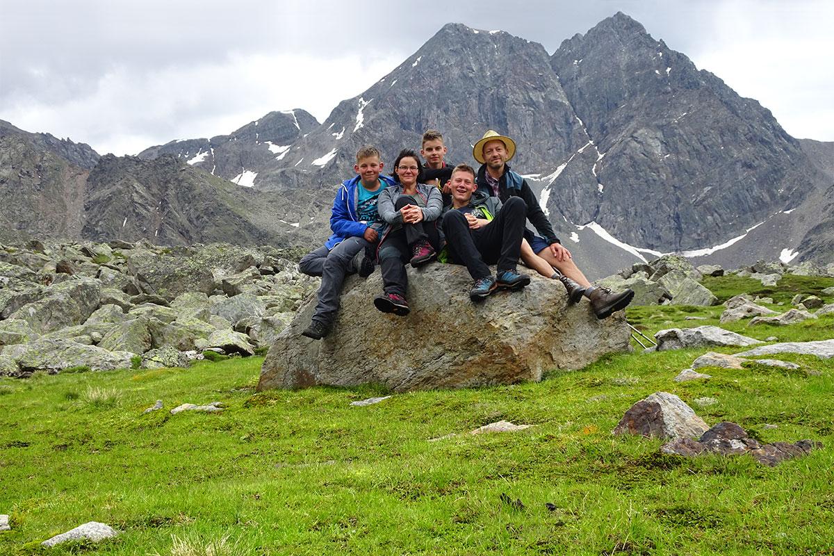 Schobergruppe: An der Schoberlacke nahe der Hochschoberhütte (Foto: ?)