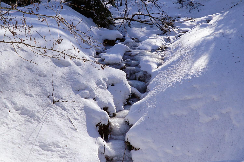 Winterbach (Foto: Klaus Wahl)