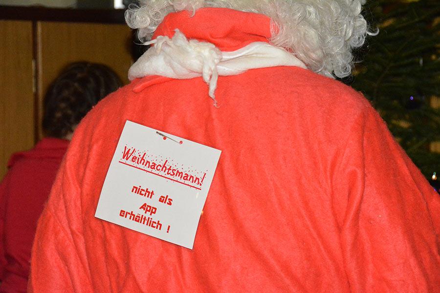DAV Suhl Weihnachtsfeier 2014