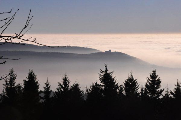 Schneeschuh-Wander-Tour Thüringer Wald