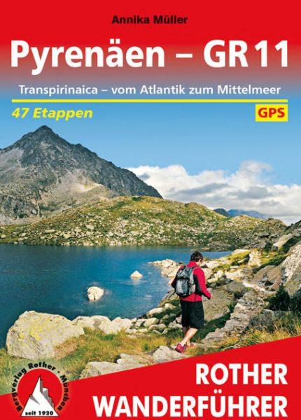 Rother Wanderführer: Pyrenäen GR11 (Annika Müller)